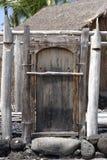 A porta Imagens de Stock Royalty Free