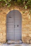 Porta Imagens de Stock