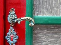 A porta Imagem de Stock Royalty Free