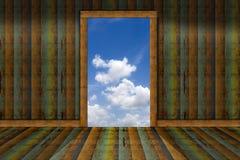 Porta Fotografia Stock Libera da Diritti