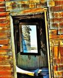 porta Immagine Stock Libera da Diritti