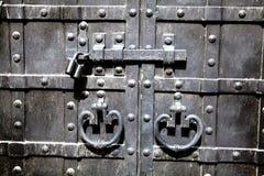 Porta Immagini Stock Libere da Diritti