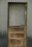 A porta Fotografia de Stock