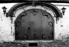 A porta Imagens de Stock