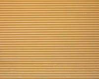 Porta amarela da garagem fotos de stock royalty free