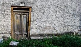 Porta antica Immagine Stock Libera da Diritti