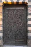 Porta antica del cipper Fotografie Stock Libere da Diritti