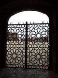 Porta antica nello stile arabo Fotografia Stock Libera da Diritti