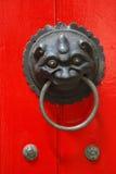 porta antiga Imagem de Stock Royalty Free