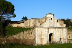 Porta aquileia Royalty Free Stock Photos
