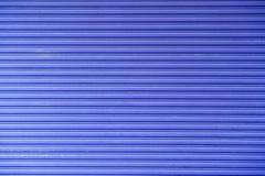Porta azul Fotos de Stock Royalty Free