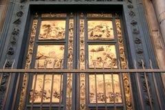 Porta Battistero #2 royalty free stock photography