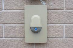 Porta Bell moderna para a casa moderna Imagens de Stock Royalty Free