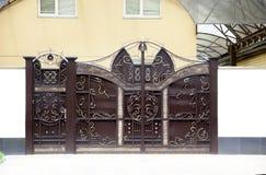 Porta bonita Foto de Stock