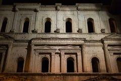 Porta Borsari, Verona, Włochy fotografia royalty free