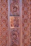 Porta budista Imagens de Stock
