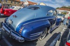 1941 2 porta Buick oito Sedanette Fotos de Stock Royalty Free
