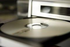 Porta CD fotografia de stock