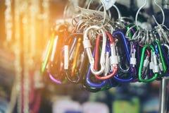 Porta-chaves colorida Imagens de Stock Royalty Free