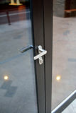 Porta chiusa dell'ufficio Fotografie Stock Libere da Diritti