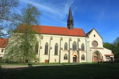 Porta coeli convent in Czech Republic. Stock Photography