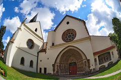 Porta Coeli Kathedrale stockfotos