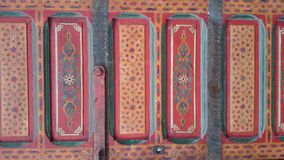 Porta Colourful! Fotografie Stock Libere da Diritti