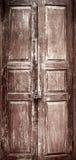 Porta completa da vinheta com vinheta Fotografia de Stock Royalty Free