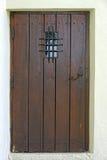 Porta da adega Fotos de Stock