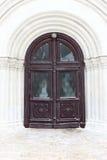 Porta da catedral de Dormition Fotos de Stock