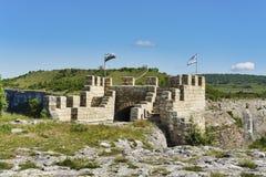 Porta da fortaleza antiga Provadia, Bulgária Fotos de Stock Royalty Free