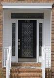 Porta da rua Fotografia de Stock Royalty Free