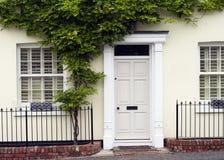 Porta da rua Foto de Stock Royalty Free