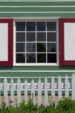 Porta da rua Foto de Stock