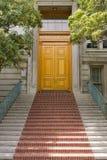 Porta da rua Imagens de Stock