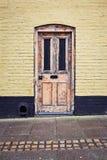 Porta da rua Imagens de Stock Royalty Free