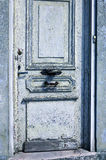 Porta da rua em França Fotografia de Stock