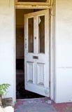 Porta da rua velha Fotografia de Stock Royalty Free