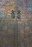 Porta a Dar El Makhzen, Marocco Immagine Stock