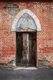 Porta das antiguidade Imagens de Stock