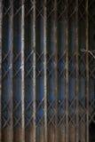 Porta de aço Imagem de Stock Royalty Free