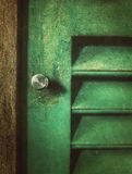 Porta de armário Foto de Stock