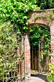 porta de beijo velha Foto de Stock Royalty Free