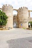 Porta de Beja in Serpa Stock Photo