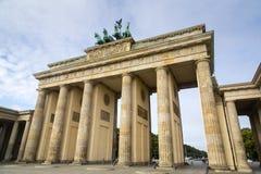 Porta de Berlim - de Brandemburgo Fotografia de Stock