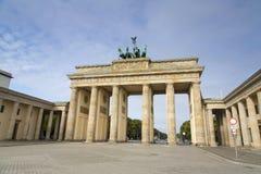 Porta de Berlim - de Brandemburgo Foto de Stock Royalty Free