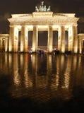 Porta de Brandebourg Imagens de Stock