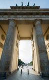 Porta de Brandebourg Imagem de Stock Royalty Free