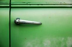 Porta de carro Fotografia de Stock