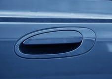 Porta de carro imagem de stock